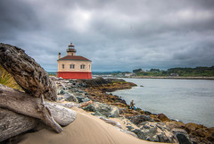 Coquille River Lighthouse - Bandon, OR