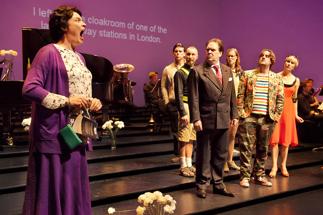 The Royal Opera's production of The Importance of Being Earnest © ROH / Stephen Cummiskey 2013
