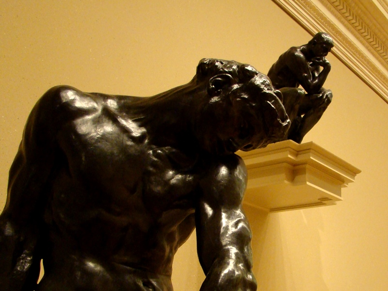 The Met The Thinker