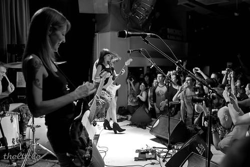 DOVER - Sala El Sol 26 junio 2013