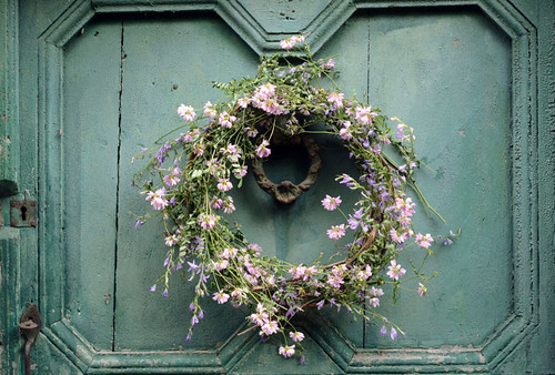 July wreath