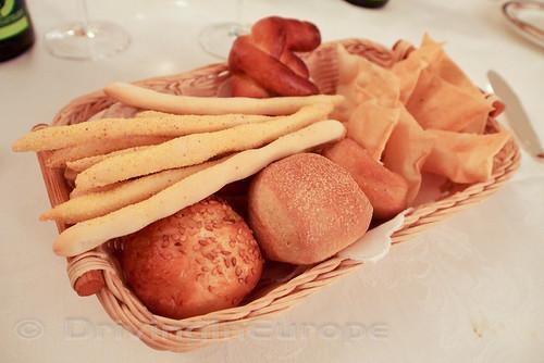 美味しそうな各種パン
