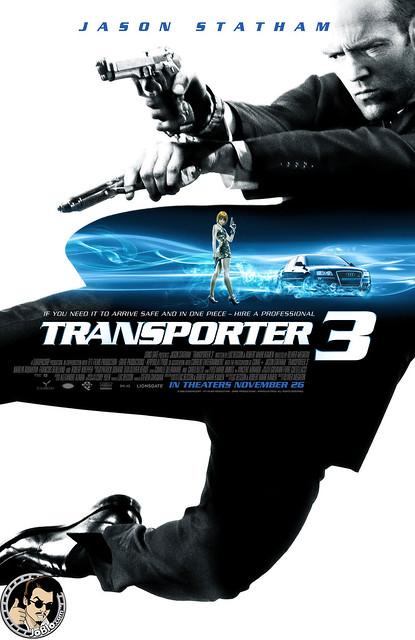 El Transportador 3, Dual Audio Latino – Ingles Full HD 1080p. Descarga MEGA