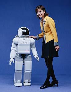 robots, Asimo by Honda