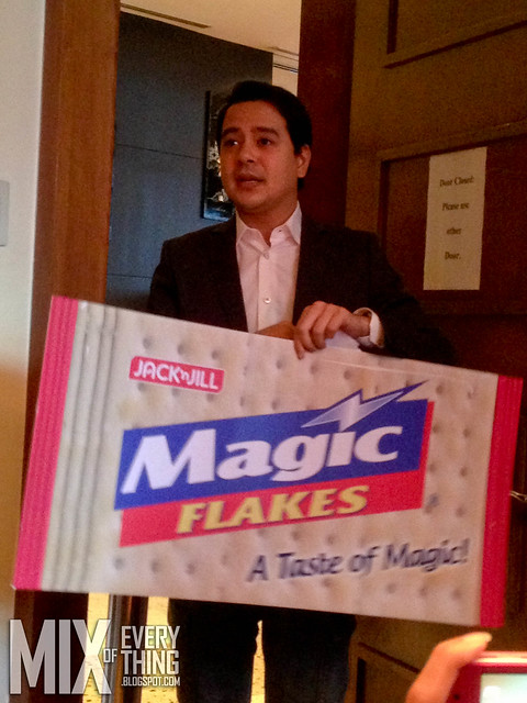 Magic Flakes Event