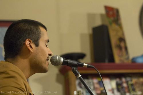 David Aguilar @ Qronos Café, Qro.