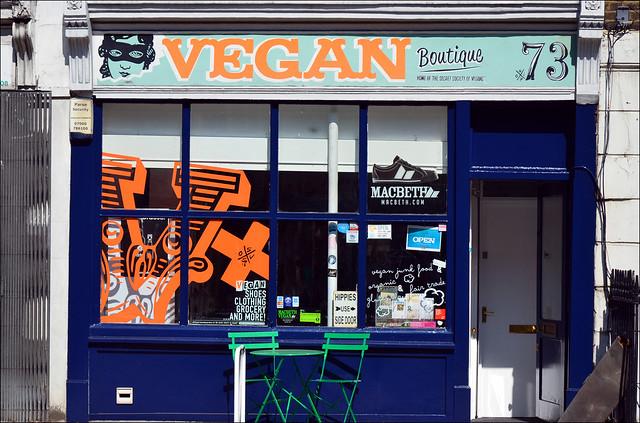 Vegan Boutique / N1 from Flickr via Wylio