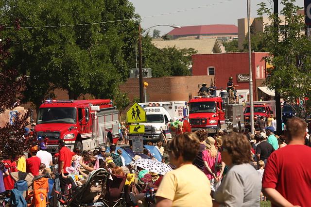 Parade Day 2013