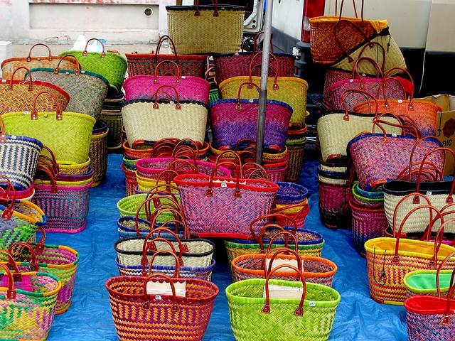 Market in Amnert