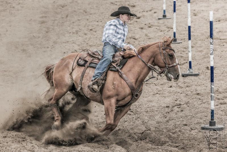Gooseberry Lake : 4-H Rodeo 2013 : Churned Dirt