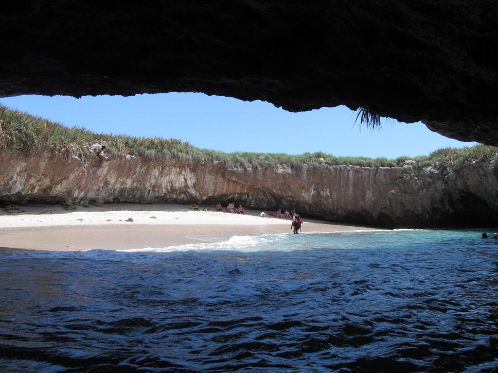 Parque Nacional Islas Marietas in Mexico