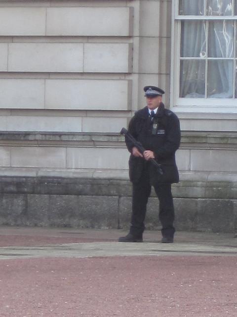 guarding Buckingham