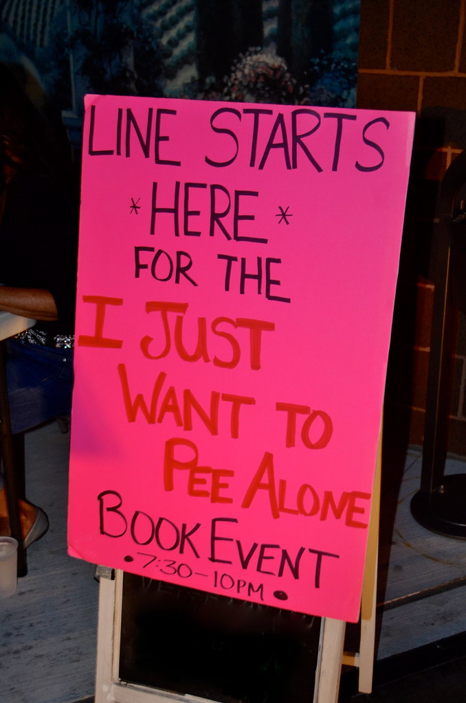 Chicago Book Signing