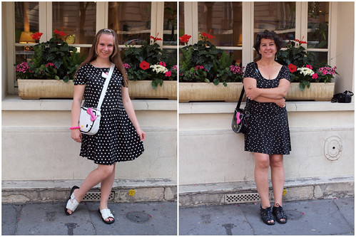 Outfits of the Day: Dots