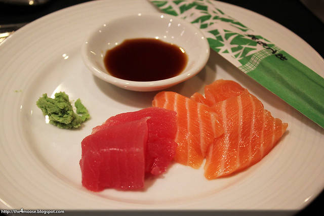 Spices Cafe - Sashimi