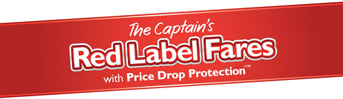 The Captain's Red Label Fares