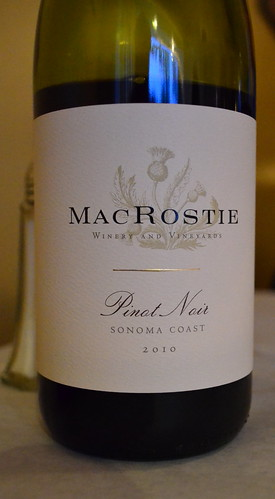 MacRostie Pinot Noir