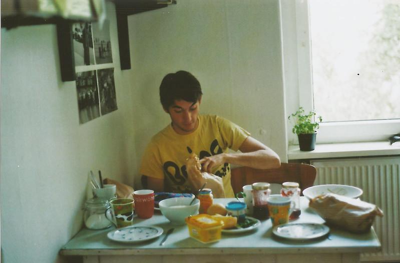 freddy frühstücken
