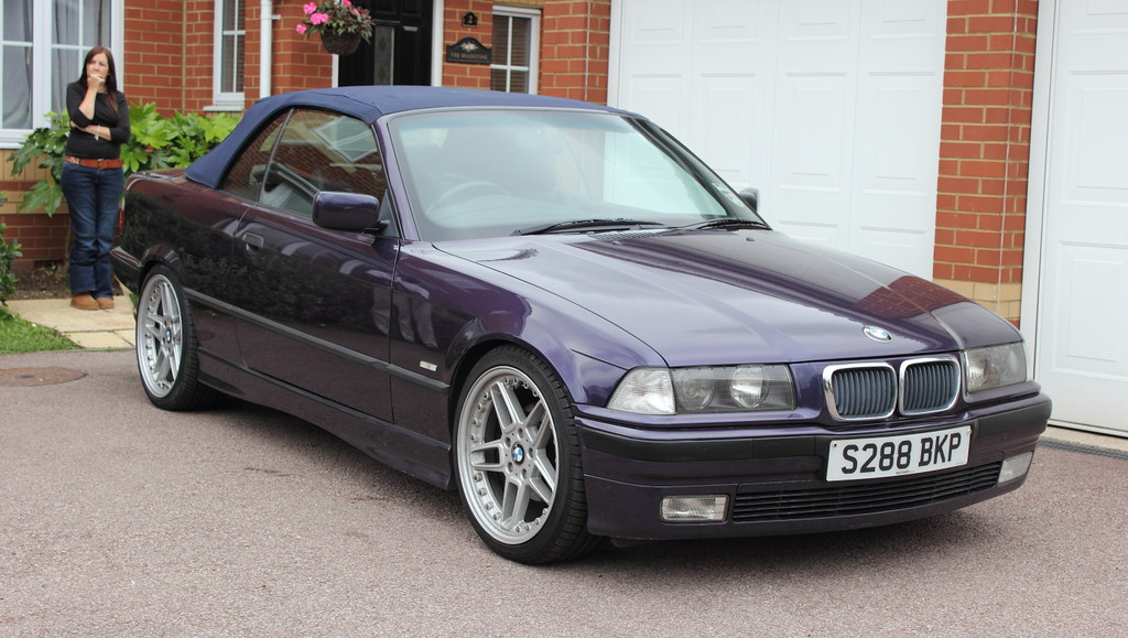 bmw e36 328i convertible by cliff judson on flickr. Black Bedroom Furniture Sets. Home Design Ideas