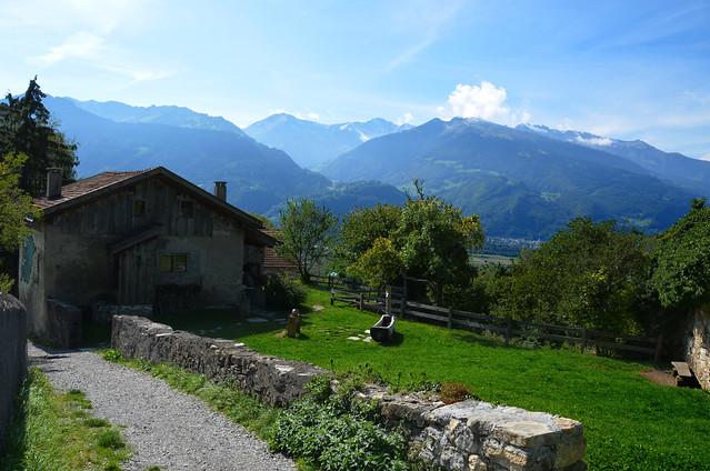 Heididorf en Suiza