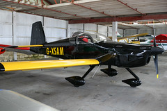G-XSAM - 2008 build Vans RV-9A, Bodmin based at the time