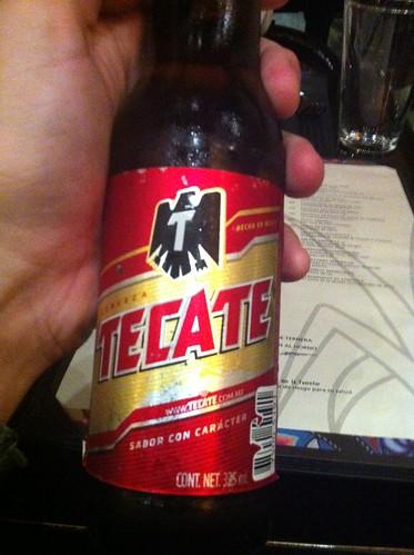 México DF | Cantina La No. 20 | Tecate