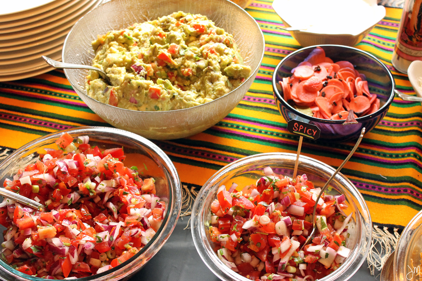 Julip Made Pico de Gallo recipe1
