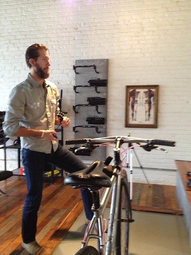 Bike Fitting Oct 2013