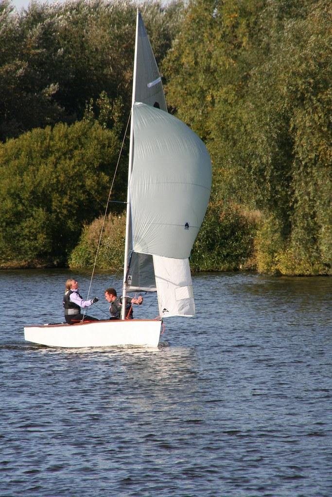 GP14 | The Nottingham Sailing Club