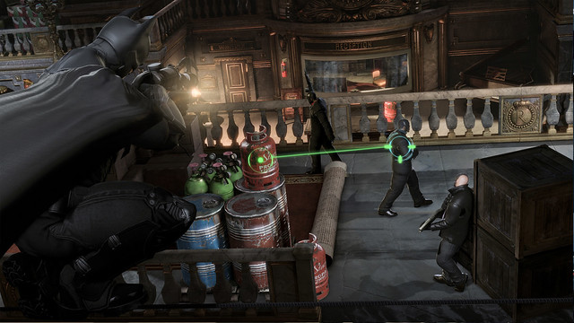 Batman Arkham Origins - Screenshot 3