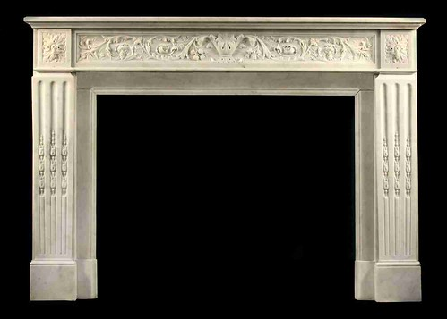 mentmore marble fire surround by stephencritchley