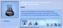 Soylash Grinder Food Processor by Arasika Technologies