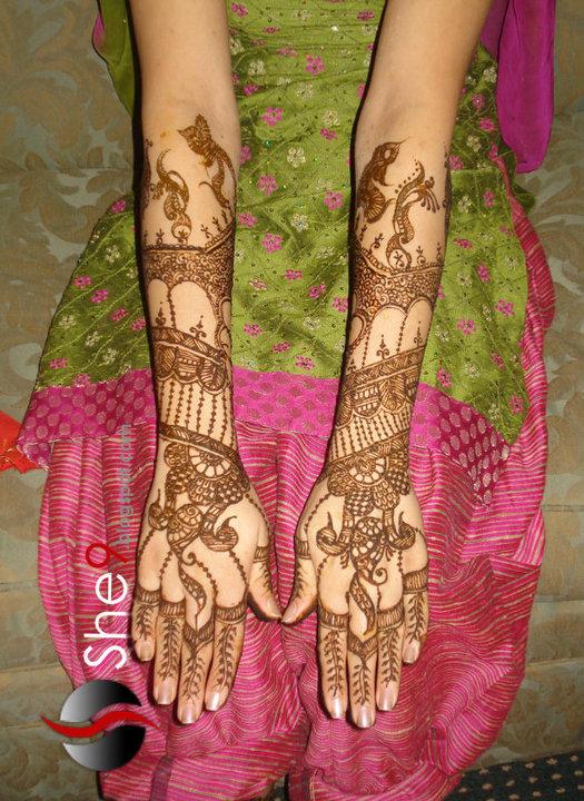Free Henna Patterns