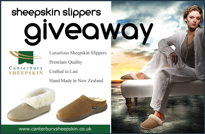 Canterbury Sheepskin Giveaway