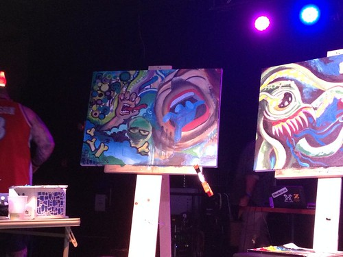 Jewma [re]create art show (Oct 5 2013)