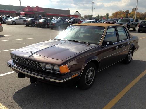 1987 Buick Century b