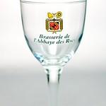 ベルギービール大好き!!【アベイ・デ・ロックの専用グラス】(管理人所有 )