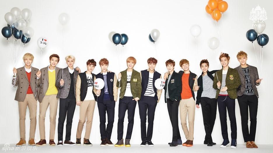 Exo Korean Band Tour