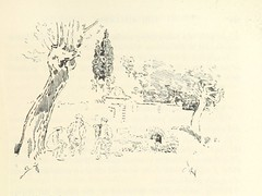 Image taken from page 383 of 'The Alhambra ... With an introduction by E. R. Pennell. Illustrated with drawings of the places mentioned by J. Pennell'