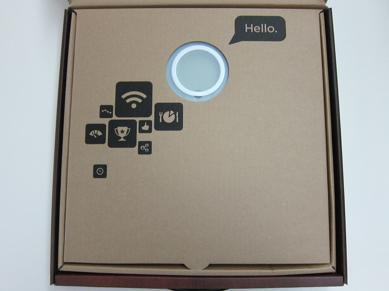 Fitbit Aria - Box Open