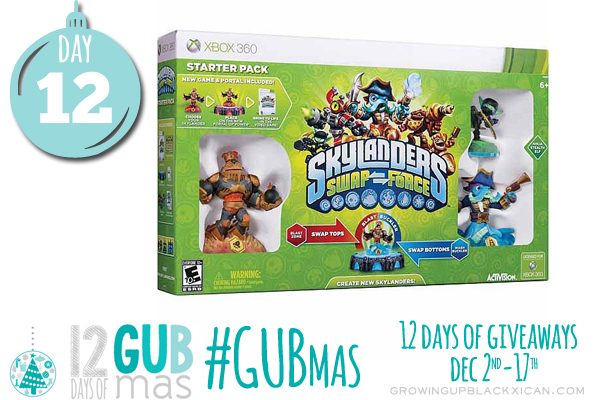 day twelve giveaway_skylanders starter pack xbox360