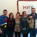 Xmas Jumper Day! MRY Team by Darcie