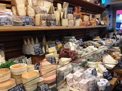 Cheese shop near Marche d'Aligre, Paris