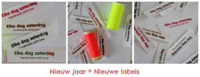 Elke dag zaterdag nieuw jaar nieuwe diy labels for Transfer papier action