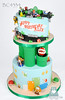 BC4334-supermario-cart-2-tier-birthday-cake-toronto