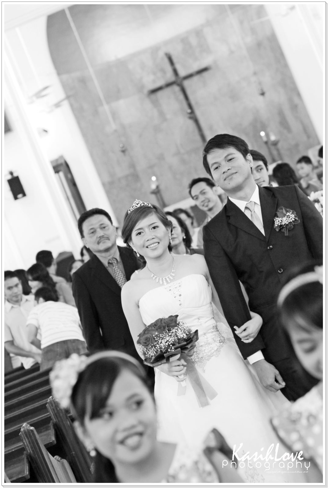 Egar + Florence Wedding Part I