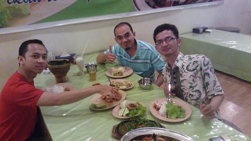 Makan di Pekanbaru