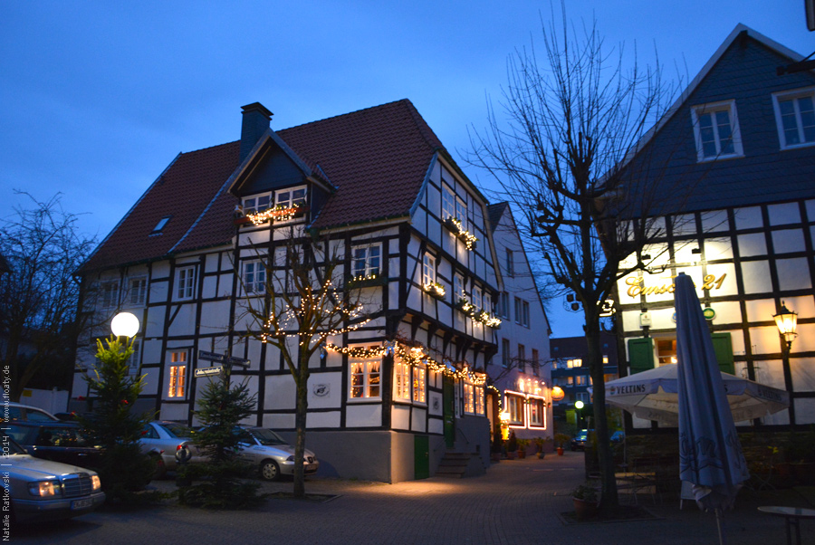 Hattingen, winter 2013