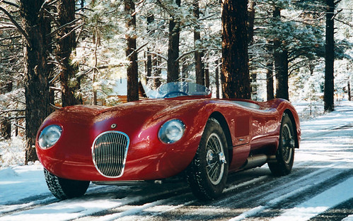Is this a real $2.5 million Jaguar C-Type XKC 023? by Nigel Smuckatelli
