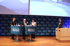Arctic health session